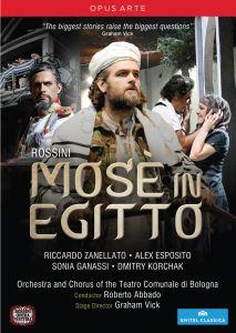 Mosè In Egitto, R. Abbado, Zanellato, Esposito