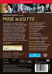 Mosè In Egitto - Produktdetailbild 1