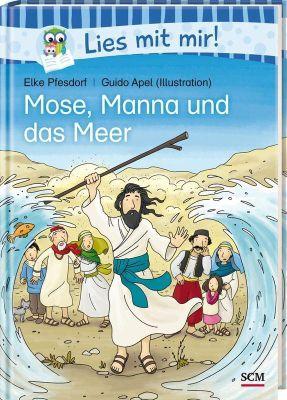 Mose, Manna und das Meer, Elke Pfesdorf