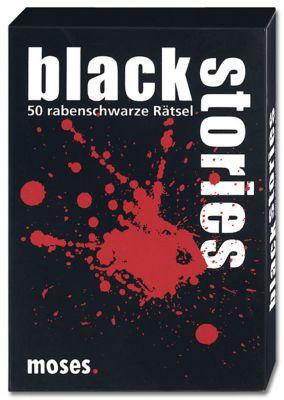 moses black stories 1, Gesellschaftsspiel, Holger Bösch