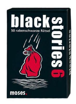moses black stories 6, Gesellschaftsspiel, Holger Bösch