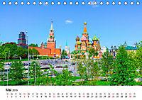 Moskau City (Tischkalender 2019 DIN A5 quer) - Produktdetailbild 5