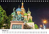 Moskau City (Tischkalender 2019 DIN A5 quer) - Produktdetailbild 2