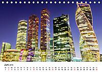 Moskau City (Tischkalender 2019 DIN A5 quer) - Produktdetailbild 6