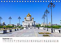 Moskau City (Tischkalender 2019 DIN A5 quer) - Produktdetailbild 9