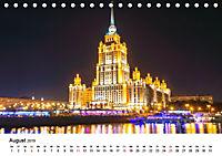 Moskau City (Tischkalender 2019 DIN A5 quer) - Produktdetailbild 8