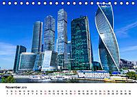 Moskau City (Tischkalender 2019 DIN A5 quer) - Produktdetailbild 11