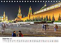 Moskau City (Tischkalender 2019 DIN A5 quer) - Produktdetailbild 12