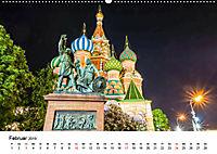 Moskau City (Wandkalender 2019 DIN A2 quer) - Produktdetailbild 2