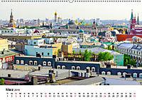 Moskau City (Wandkalender 2019 DIN A2 quer) - Produktdetailbild 3