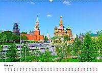 Moskau City (Wandkalender 2019 DIN A2 quer) - Produktdetailbild 5