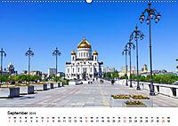 Moskau City (Wandkalender 2019 DIN A2 quer) - Produktdetailbild 9