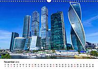 Moskau City (Wandkalender 2019 DIN A3 quer) - Produktdetailbild 11