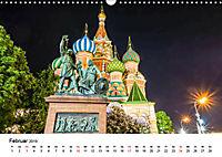 Moskau City (Wandkalender 2019 DIN A3 quer) - Produktdetailbild 2