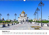 Moskau City (Wandkalender 2019 DIN A3 quer) - Produktdetailbild 9