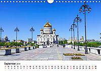 Moskau City (Wandkalender 2019 DIN A4 quer) - Produktdetailbild 9