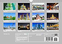 Moskau City (Wandkalender 2019 DIN A4 quer) - Produktdetailbild 13