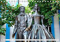 Moskauer Bilderbogen - Begegnungen am Arbat mit Puschkin und Putin (Tischkalender 2019 DIN A5 quer) - Produktdetailbild 3