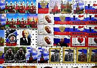 Moskauer Bilderbogen - Begegnungen am Arbat mit Puschkin und Putin (Tischkalender 2019 DIN A5 quer) - Produktdetailbild 10