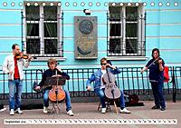 Moskauer Bilderbogen - Begegnungen am Arbat mit Puschkin und Putin (Tischkalender 2019 DIN A5 quer) - Produktdetailbild 9