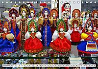 Moskauer Bilderbogen - Begegnungen am Arbat mit Puschkin und Putin (Tischkalender 2019 DIN A5 quer) - Produktdetailbild 12