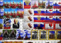 Moskauer Bilderbogen - Begegnungen am Arbat mit Puschkin und Putin (Wandkalender 2019 DIN A2 quer) - Produktdetailbild 10