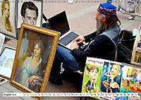 Moskauer Bilderbogen - Begegnungen am Arbat mit Puschkin und Putin (Wandkalender 2019 DIN A3 quer) - Produktdetailbild 8