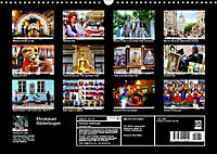 Moskauer Bilderbogen - Begegnungen am Arbat mit Puschkin und Putin (Wandkalender 2019 DIN A3 quer) - Produktdetailbild 13