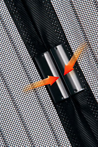 "Moskito-Vorhang ""Magic Klick"", mit Magnet - Produktdetailbild 8"