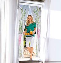 Moskitonetz mit Blumenrankenmotiv - Produktdetailbild 1