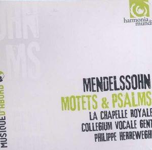 Motets & Psaumes, Herreweghe, Collegium Vocale