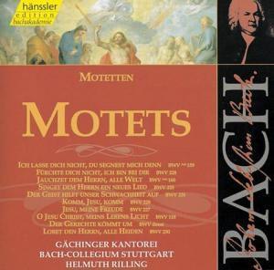 Motetten, Johann Sebastian Bach