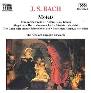 Motetten, The Scholars Baroque Ensemble