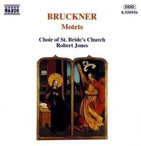 Motetten, Robert Jones, St.Bride's Choir
