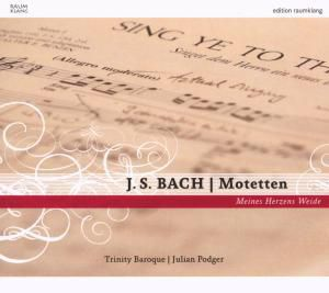 Motetten - Meines Herzens Weide, Trinity Baroque, Podger