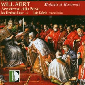 Motetti Et Ricercari, Accademia D.Selva, Collarile