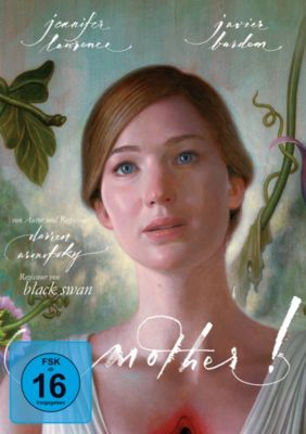 mother!, Jennifer Lawrence, Javier Bardem, Ed Harris