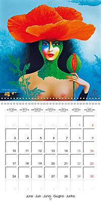 Mother Nature's Beauties 2019 (Wall Calendar 2019 300 × 300 mm Square) - Produktdetailbild 6