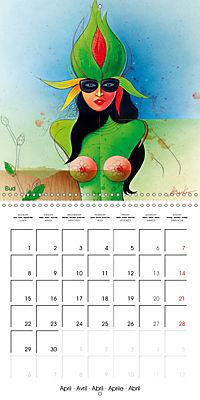 Mother Nature's Beauties 2019 (Wall Calendar 2019 300 × 300 mm Square) - Produktdetailbild 4