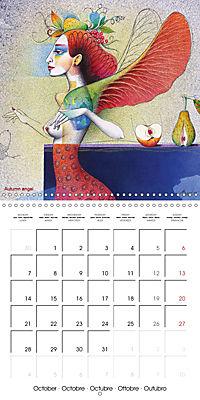 Mother Nature's Beauties 2019 (Wall Calendar 2019 300 × 300 mm Square) - Produktdetailbild 10