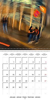 Motion Frames Istanbul (Wall Calendar 2019 300 × 300 mm Square) - Produktdetailbild 1