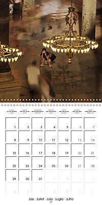 Motion Frames Istanbul (Wall Calendar 2019 300 × 300 mm Square) - Produktdetailbild 7