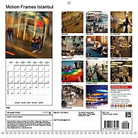 Motion Frames Istanbul (Wall Calendar 2019 300 × 300 mm Square) - Produktdetailbild 13