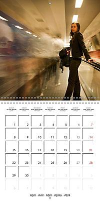Motion Frames Istanbul (Wall Calendar 2019 300 × 300 mm Square) - Produktdetailbild 4