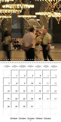 Motion Frames Istanbul (Wall Calendar 2019 300 × 300 mm Square) - Produktdetailbild 10