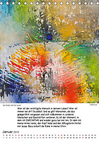 Motivation-Art Herzenswünsche (Tischkalender 2019 DIN A5 hoch) - Produktdetailbild 1