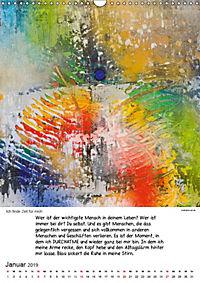 Motivation-Art Herzenswünsche (Wandkalender 2019 DIN A3 hoch) - Produktdetailbild 1