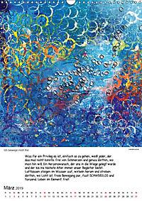 Motivation-Art Herzenswünsche (Wandkalender 2019 DIN A3 hoch) - Produktdetailbild 3