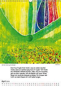 Motivation-Art Herzenswünsche (Wandkalender 2019 DIN A3 hoch) - Produktdetailbild 4