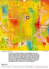 Motivation-Art Herzenswünsche (Wandkalender 2019 DIN A3 hoch) - Produktdetailbild 6